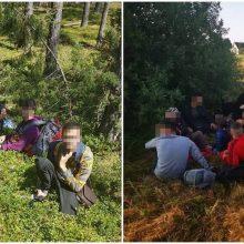 VRM: išnagrinėta trečdalis prieglobsčio prašymų, 260 migrantų grąžinta į kilmės šalis
