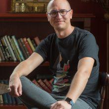 Rašytojas T. Dirgėla: vaikams svarbu atrasti tinkamą knygą tinkamu laiku