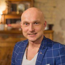 A. Bakanovas: svaigiausia psichodelinė kelionė – pats gyvenimas
