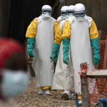 Konge nuo Ebolos karštligės mirė antras žmogus