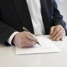 Darbo kodekse ketinama numatyti naują profesinių sąjungų reglamentavimą