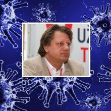 Profesorius apie mokslininkų bandymus sukurti vakciną nuo COVID-19: yra gerų naujienų