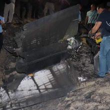 Šiaurės Kipre sprogo raketa: Kipro turkai kaltina Siriją