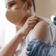 JAV pradėjo 12–15 metų vaikų ir jaunuolių skiepijimą nuo COVID-19