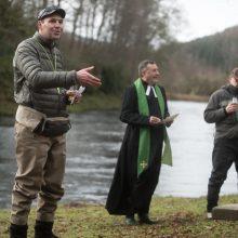 T. Kolesinskas: upė – kaip moteris, savita ir paslaptinga