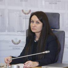 VSD komunikacijos vadove tapo E. Samoškaitė