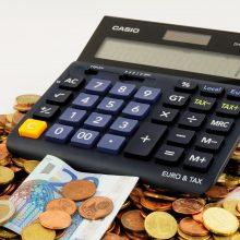 Vyriausybė paramą verslui dvigubina iki 1 milijardo eurų