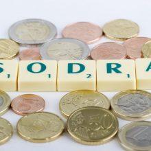 """""""Sodros"""" biudžeto perteklius kitąmet turėtų siekti 326 mln. eurų"""