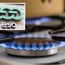 ESO teikė klaidingą informaciją: viršpelnį turės grąžinti vartotojams