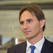 M. Jurgilas apie bankų padalinių mažėjimą: bankai optimizuoja savo verslą