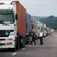 Susisiekimo ministerija: transporto sektorius turi mažinti išmetamų dujų kiekį