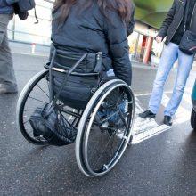 Padėti neįgaliesiems kuriamas asmeninio padėjėjo institutas