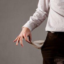 Statistika: per metus sumažėjo įmonių bankroto procesų