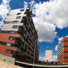 """""""Swedbank"""": gyventojų galimybės įsigyti būstą išliko arti rekordinių aukštumų"""