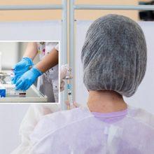 SAM: per liepą utilizuota 14,4 tūkst. koronaviruso vakcinų dozių