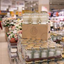 Tobulėja net žvakės: lietuvių diegiamos inovacijos stulbina