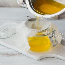 Skystu auksu vadinamas ghi sviestas: ne tik pagalba virtuvėje, bet ir nauda sveikatai