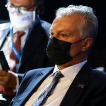 """G. Nausėda su """"Bukarešto devintuko"""" prezidentais aptars pasirengimą NATO susitikimui"""
