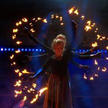 """""""Lietuvos talentai. Supervaikai"""" finalo šokėjai pasirodys scenoje po atviru dangumi"""
