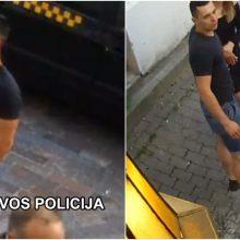 Policija dėkoja už pagalbą: ieškoto vyro tapatybė nustatyta <span style=color:red;>(atnaujinta)</span>