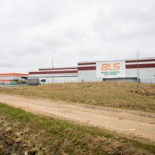 """Senbuvė: šalia šios arterijos jau yra įsikūrusi """"Baltic Logistics Solutions"""" – viena didžiausių ir stabiliausių logistikos įmonių Baltijos šalyse."""