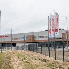 """Naujokė: šias metais veiklą pradės didžiausio Baltijos šalyse ir Suomijoje greitojo maisto restoranų tinklo """"Hesburger"""" padažų gamykla ir logistikos centras."""