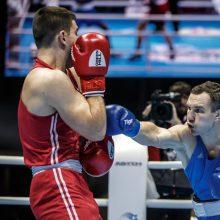 Lietuvos boksininkų laukia Belgrado ringas