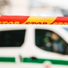 Švenčionių rajone rastas mirusio vyro kūnas