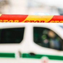 Panevėžyje rastas vyro kūnas su sužalojimais