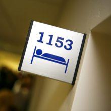 Ligoninėse dėl COVID-19 gydomi 204 žmonės, 18 iš jų – reanimacijoje