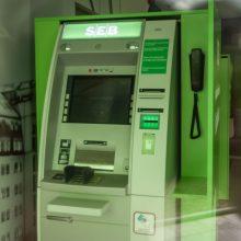 Naktį sutriks SEB banko veikla: gali neveikti mokėjimo kortelės ir bankomatai