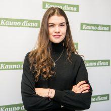 K. Visockytė: apie profesiją, susijusią su nusikaltimų išaiškinimu, ir meilę Lietuvai