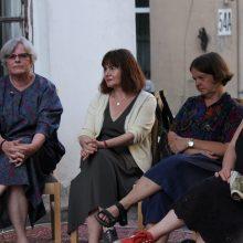 """""""Keturios"""" dešimtojo dešimtmečio Kauno mūzos – apie meno ypatumus ir virsmus"""