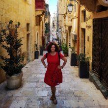 D. Mikuckaitė: mano slapta misija – įkvėpti žmones keliauti