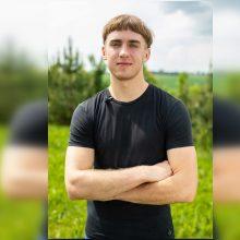 """""""Meilės be sienų"""" dalyvis D. Rimkus-Rimkenzo tiki, kad dėl jo ukrainietės persikraustys į Lietuvą"""