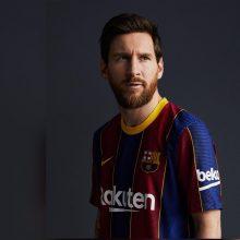 Futbolo žvaigždė L. Messi pateko į išskirtinį sportininkų milijardierių klubą