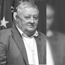 Skaudi netektis: mirė dimisijos pulkininkas leitenantas S. Veprauskas