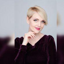 Naują dainą pristatanti R. Ščiogolevaitė: tai gimsta, kai jauti aistrą