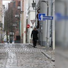 Klaipėdos senamiestyje bus tvarkomos gatvės: pirmieji darbai – jau šį mėnesį