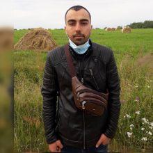 Ignalinoje pabėgo COVID-19 sergantis Afganistano pilietis