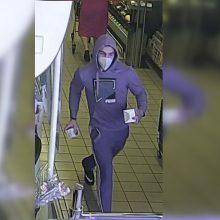 Alytaus policija prašo visuomenės pagalbos: gal atpažįstate šį vyrą?