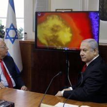 Aliaskoje išbandytos JAV ir Izraelio gamybos priešraketinės gynybos sistemos