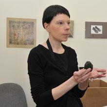 Valdovų rūmų muziejaus restauratoriai džiaugiasi svarių įvertinimų derliumi
