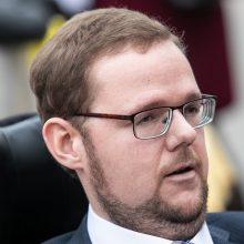Seimo narys J. Džiugelis rengia pasitarimą dėl NVO finansavimo