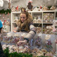 """Prekybininkai kviečiami teikti paraiškas dėl prekybos šių metų sostinės """"Kalėdų miestelyje"""""""
