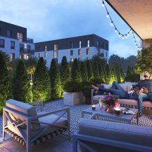 Pamiršta namų erdvė atgimsta: patarimai, kaip balkoną paversti poilsio oaze