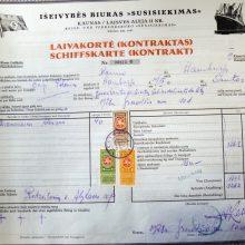 Ir tarpukariu lietuviai krizei priešinosi emigruodami