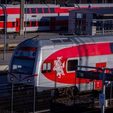 Aktualu: keliaujančių traukiniais laukia pokyčiai
