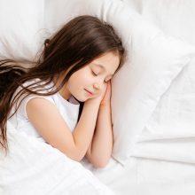 Kokybiškas vaikų miegas: kaip išugdyti tinkamą rutiną?