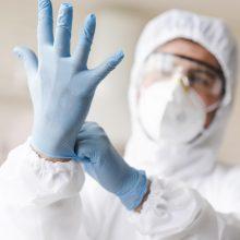 Koronavirusas Latvijoje: per parą nustatyti 58 nauji atvejai, mirė vienas žmogus